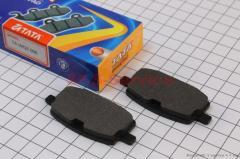 Тормозные колодки передние дисковые к-т(2шт.) для