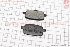 Тормозные колодки передние дисковые Yamaha JOG2/