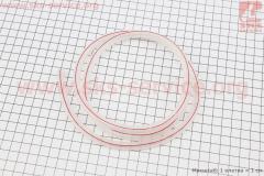 Шланг топливный силикон ПРОЗРАЧНЫЙ (внешн.7мм,