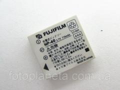 Аккумулятор FujiFilm NP-40 710mAh (аналог)