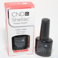 "Гель-лак Shellac CND ""Black Pool"""