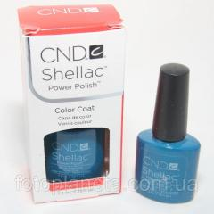 "Гель-лак Shellac CND ""Blue Rapture"""