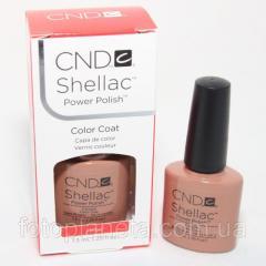 """Гель-лак Shellac CND """"Cocoa"""""""