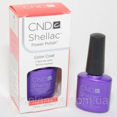 "Гель-лак Shellac CND ""Grape Gum"""