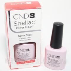 "Гель-лак Shellac CND ""Grapefruit Sparkle"""