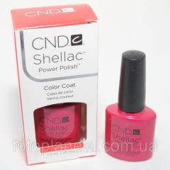 "Гель-лак Shellac CND ""Hot Chilis"""