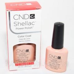 "Гель-лак Shellac CND ""Iced Coral"""