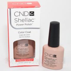 "Гель-лак Shellac CND ""Powder My Nose"""