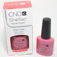 "Гель-лак Shellac CND ""Rose Bud"""