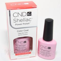 "Гель-лак Shellac CND ""Stawberry Smoothie"""
