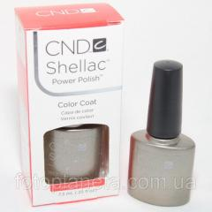 "Гель-лак Shellac CND ""Steel Gaze"""