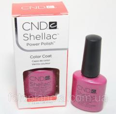 "Гель-лак Shellac CND ""Sultry Sunset"""