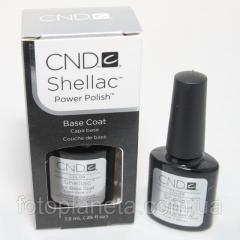 База для гель лака Shellac CND Base Coat