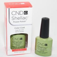 "Гель-лак Shellac CND ""Limeade"""