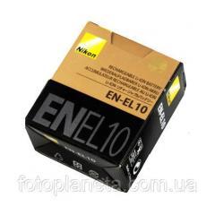 Аккумулятор батарея Nikon EN-EL10 ENEL10 емкость