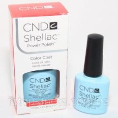 "Гель-лак Shellac CND ""Azure Wish"""