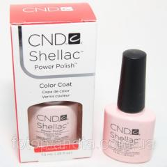 "Гель-лак Shellac CND ""Clearly Pink"""