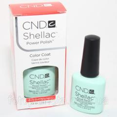 "Гель-лак Shellac CND ""Mint Convertible"""