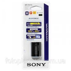 Аккумулятор Sony NP-FH70