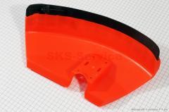 Защита ножа пластмассовая с резинкой (лопух)...
