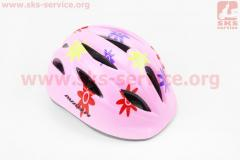 Шлем велосипедный детский, 12 вент. отверстия,