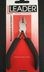 Кусачки маникюрные для ногтей LEADER