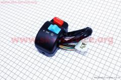 Блок кнопок на руле правый под дисковый тормоз для