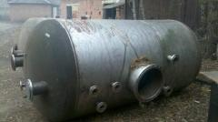 Capacity corrosion-proof horizontal 10m.kub.