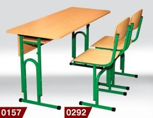 The furniture for school students, the School desk