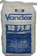 Гідроізоляція резервуарів каналізаційних стоків VANDEX BB 75 z, grey