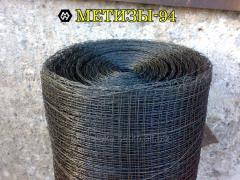Woven mesh 12x12x1 low carbon for concrete cutoff
