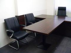Office equipment - tables for negotiations