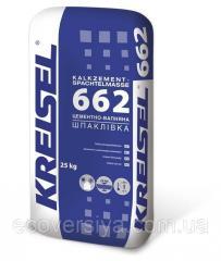 KALKZEMENT SPACHTELMASSE 662 -