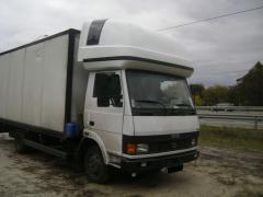 Спальные боксы для грузовых автомобилей