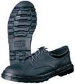 Туфли рабочие, клеепрошивного метода крепления,