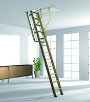 Чердачные лестницы раздвижные, чердачная лестница