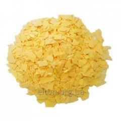 Raw materials of chemical origin