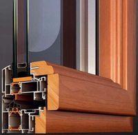 Alumil, alyuminiyevoderevyanny windows and doors,