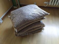 Наполнитель древесный для кошачьих туалетов 10 кг.