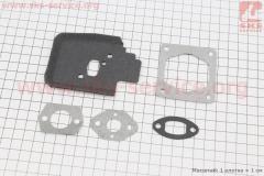 Прокладки двигателя к-кт 5шт для Stihl FS-38/45/55