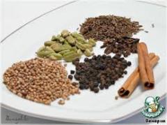 Специи в зернах