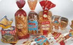Упаковка, пакеты для хлеба, хлебобулочных изделий