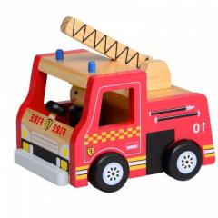 IM409 Деревянная пожарная машина