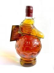 Бутылки эксклюзивные стеклянные