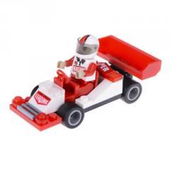 IM64B Конструктор машина гоночная красная