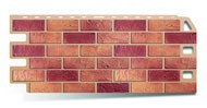 Socle siding Brick collection of Alta-Profil,