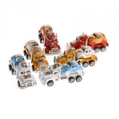 IM89Набор мини грузовиков машинок