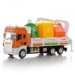 IM304 Модель грузовика контейнеры