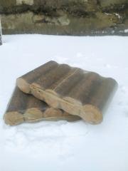 Fuel briquettes (Pini kay)