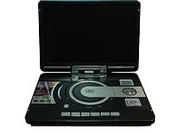 Portable TV DVD OPERA OP-7022BK 7.6
